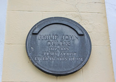 Photo of Philip John Ouless grey plaque