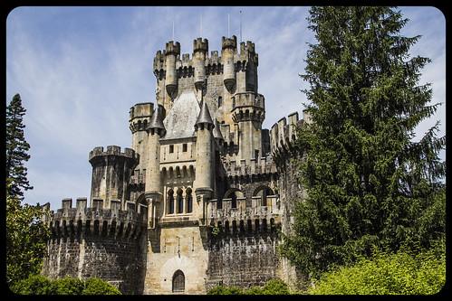 Castillo de Butrón, Gatica