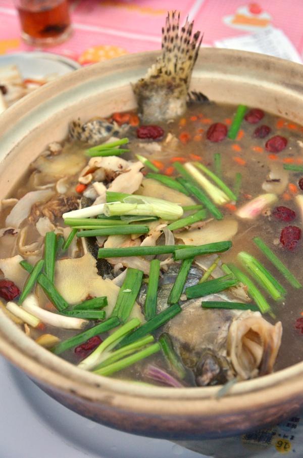 Claypot Kwai Fah Fish
