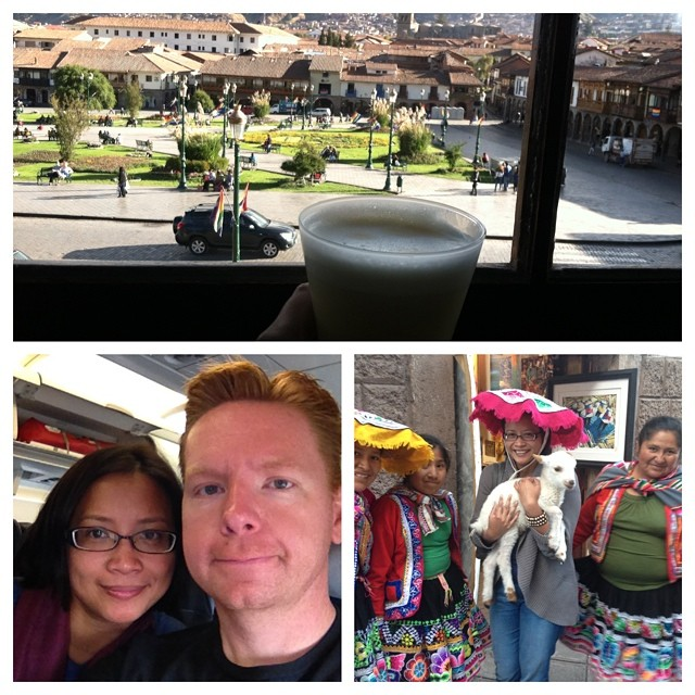 #100happydays Hello Coca Sour! So relieved to make it to #Cusco. http://brain.queenkv.org/2014/06/21/100-happy-days-cusco/ #kvpperu #kvphappy