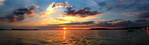 sunset dorset sandbanks poole pooleharbour pdpnw cobby31 june2014
