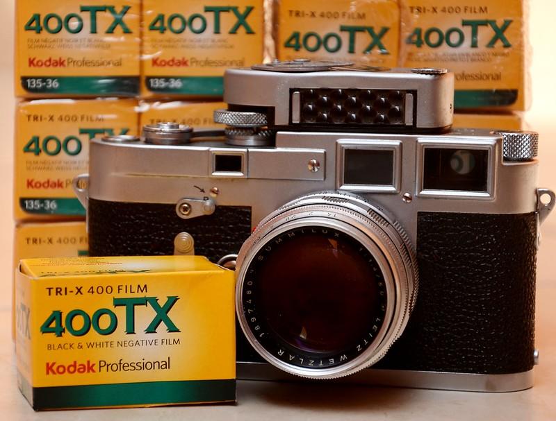 Leica M3  - KODAK TRI-X 400
