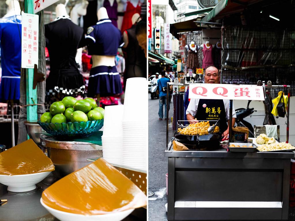 下班後的小確幸-南華觀光市場
