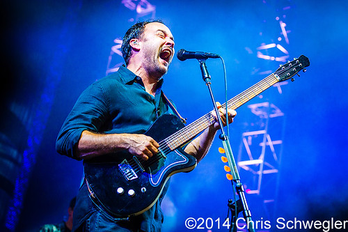 Dave Matthews Band – 06-25-14 – A Very Special Evening with Dave Matthews Band, DTE Energy Music Theatre, Clarkston, MI