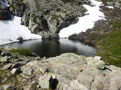 Le petit lac du Lavigliolu