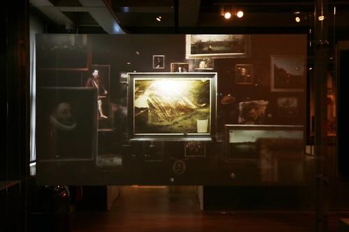 Museo Storico di Amsterdam: video interattivo