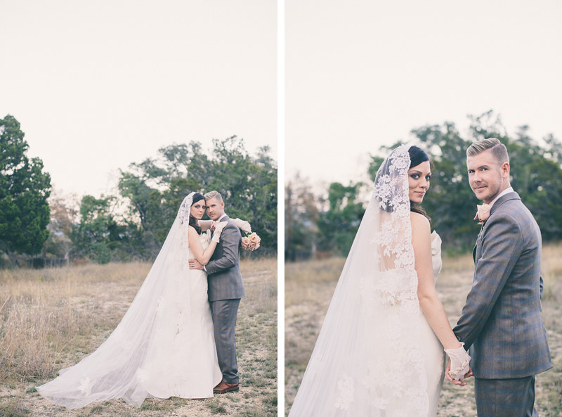 Austin Vintage Wedding Crystal and David-0073