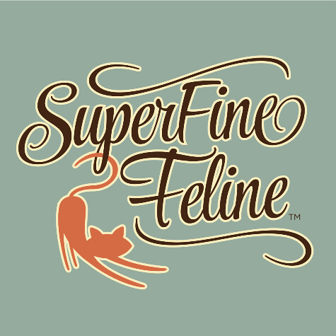 Superfinefeline ™ - Logo in 475 x 475