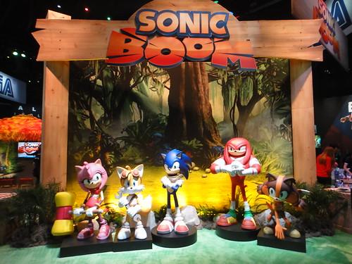 Sonic Boom E3
