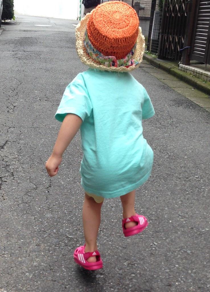 ペーパー素材の帽子5
