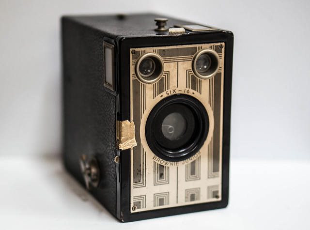 Kodak Six-16 Brownie Junior