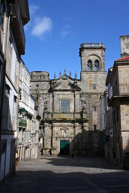 Church of Santo Agostiño, Santiago de Compostela