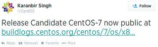 CentOS 7 RC