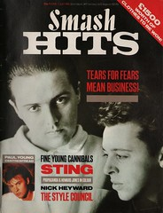 Smash Hits, June 19, 1985