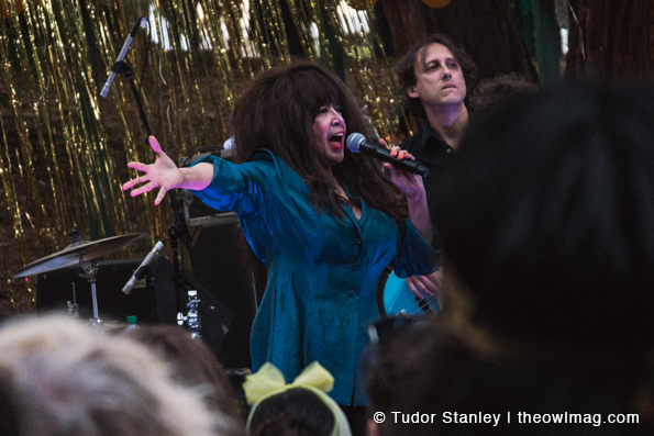 Ronnie Spector @ Burger Boogaloo 2014, Sunday