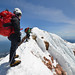 Mt. Hood Summit Ridge by photo61guy