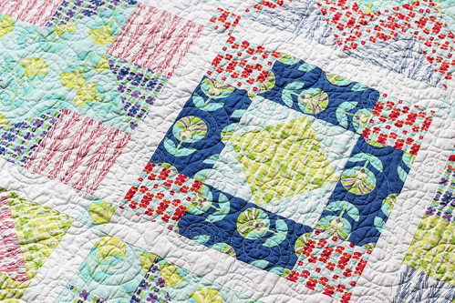 Simply Sampled Quilt