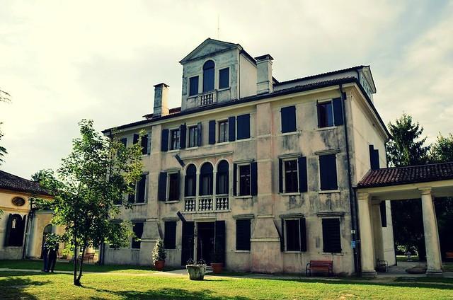 Villa Venier Contarini Mira