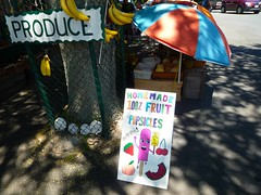 Hatch's produce market