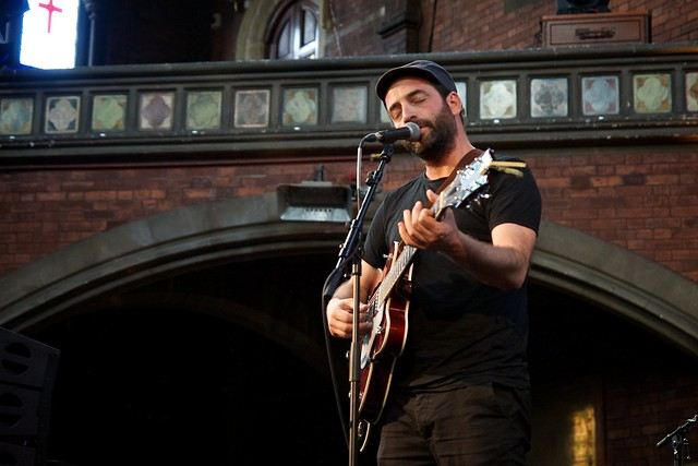 Adrian Crowley at Daylight Music 21st June 2014