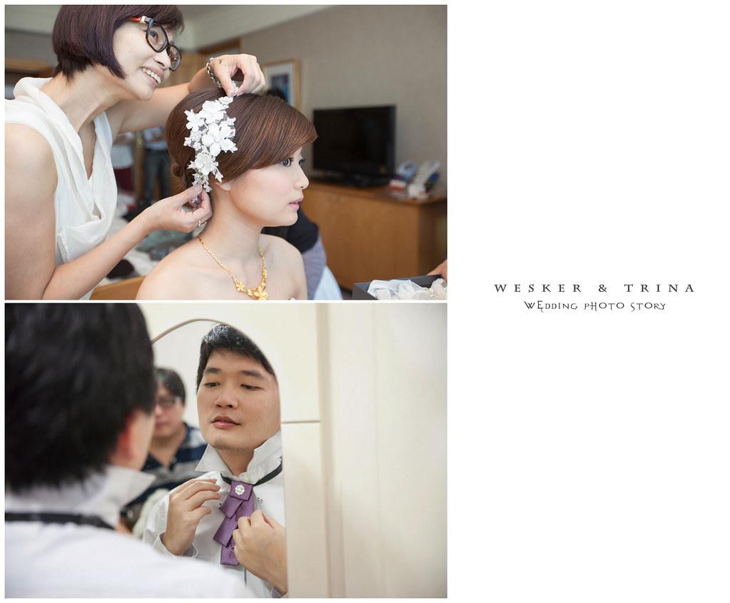 婚攝-君鴻國際酒店-婚禮紀錄-07