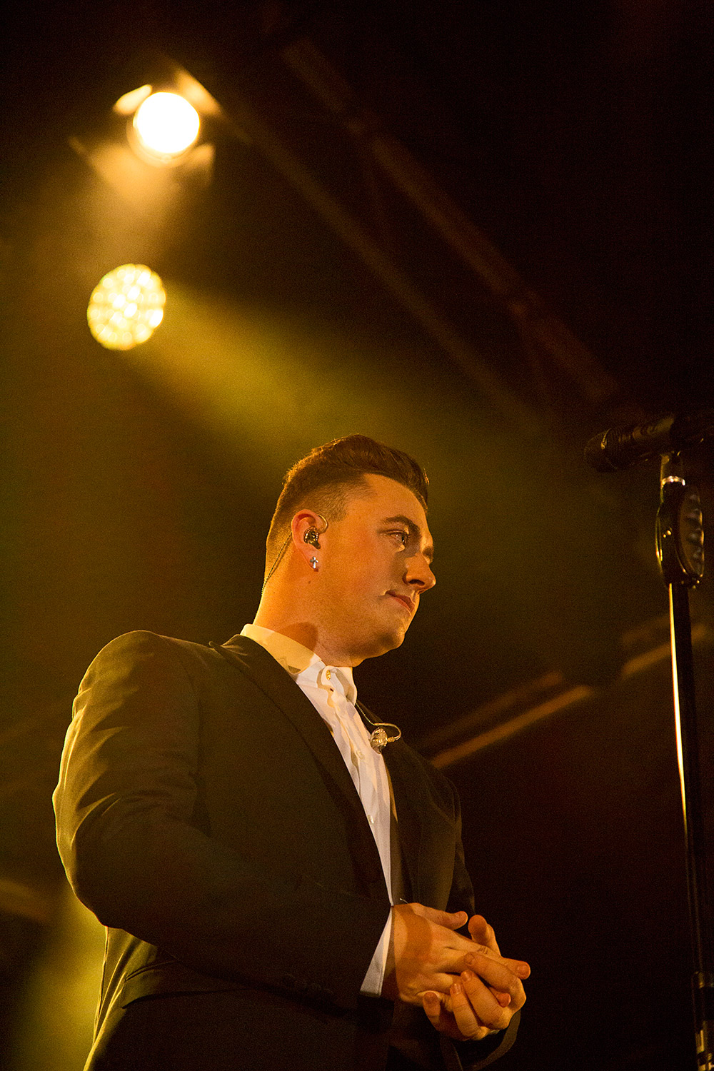 Sam Smith @ Somerset House, London 18/07/14