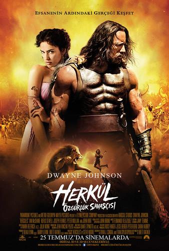 Herkül: Özgürlük Savaşçısı - Hercules (2014)