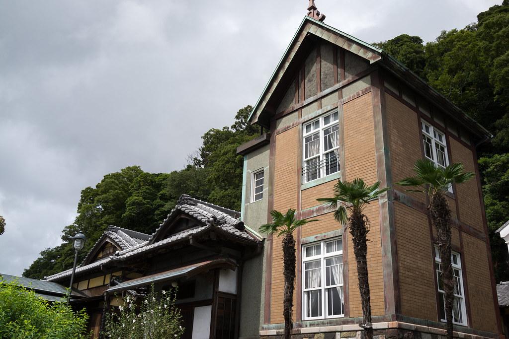 旧柳下邸①