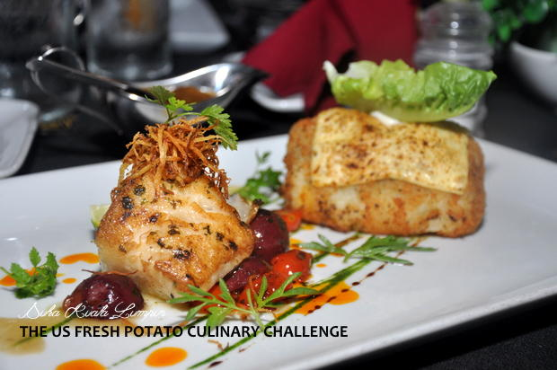 US  Fresh Potato Culinary Challenge 2