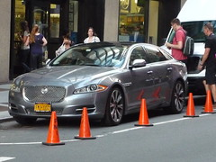 auto show(0.0), automobile(1.0), automotive exterior(1.0), executive car(1.0), vehicle(1.0), performance car(1.0), automotive design(1.0), sports sedan(1.0), full-size car(1.0), jaguar xf(1.0), sedan(1.0), land vehicle(1.0), luxury vehicle(1.0),