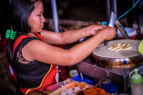 Laung Prabang night market