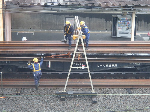 rong rail 工臨 - naniyuutorimannen - 您说什么!