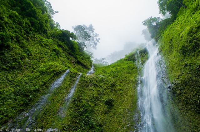 Ometepe Waterfall