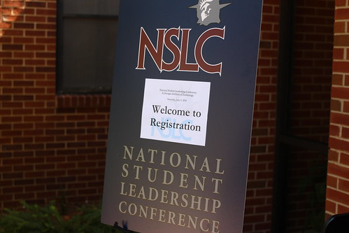 Registration Day | NSLC at Georgia Tech