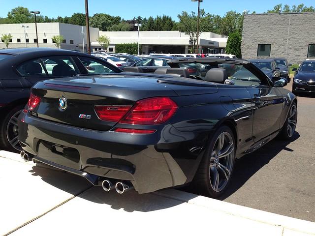 BMW M6 Cabrio (F12)