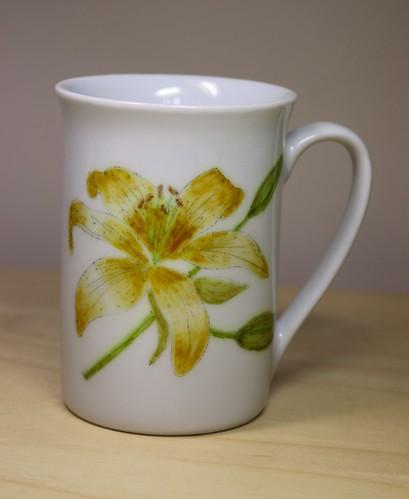 mug side view