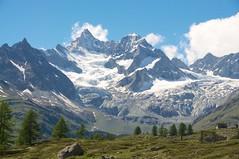 hiking near Zermatt