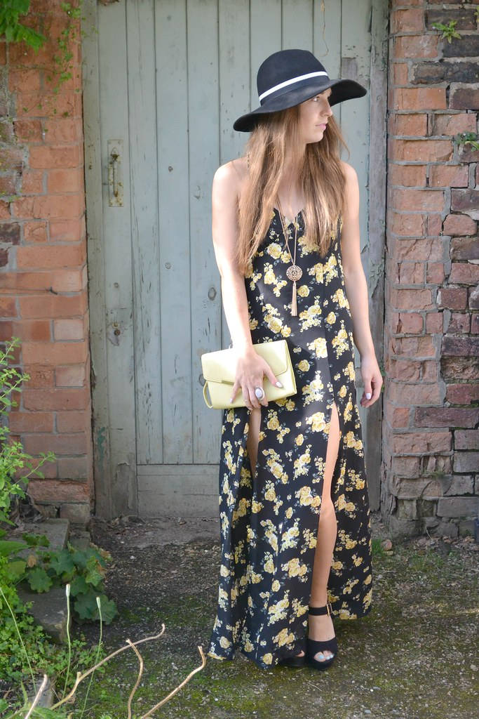 FOREVER 21 MAXI DRESS 4