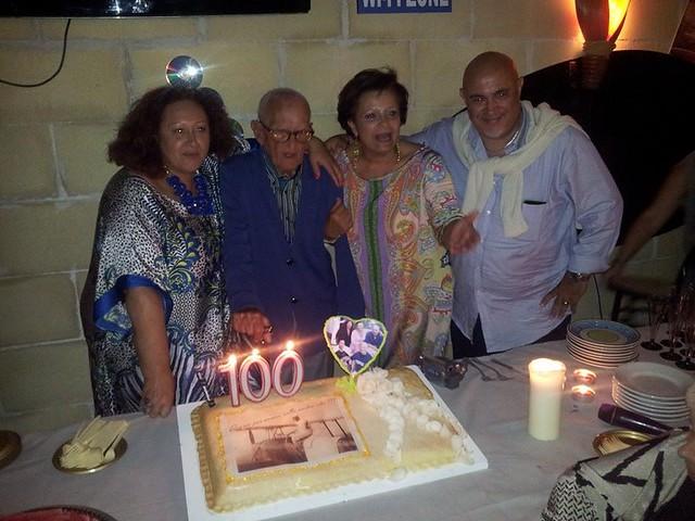 centenario oronzo colucci