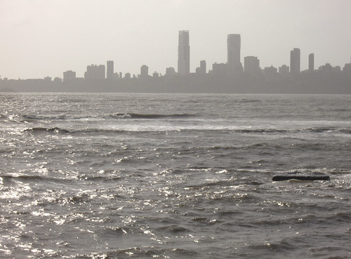 """Mumbai from the book """"Esperimento con l'India (1975)"""" by Giorgio Manganelli"""