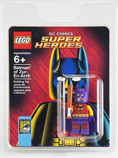 LEGO Batman of Zur-En-Arrh Package