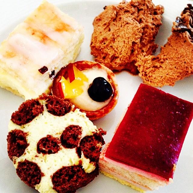 Mein Dessert Am Vergangenen Samstag Schoko Nachtisch Flickr