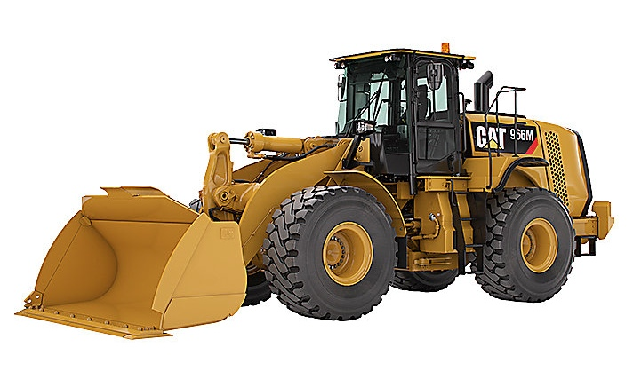 Cat 966M wheel loader