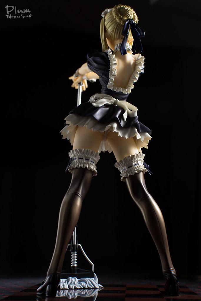 Saber maid ver-11
