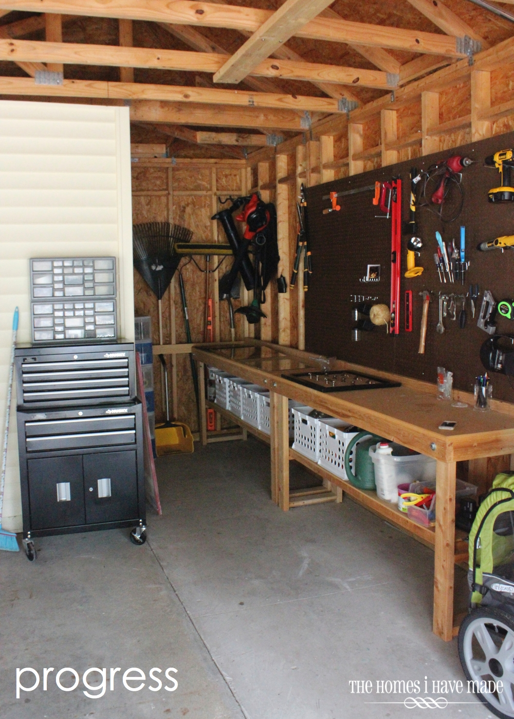 smart ideas images solutions tips garage organized declutter