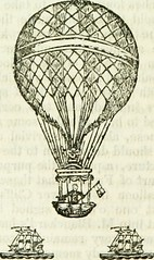 "Image from page 43 of ""Annals of some remarkable aërial and alpine voyages, including those of the author : to which are added, observations on the partial deafness to which aerial and mountain travellers are liable, and an essay on the flight and migrat"