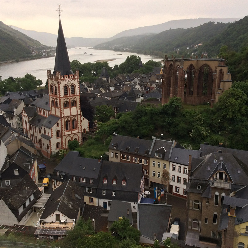 Bacharach Germany