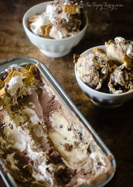 Smore-ice-cream-recipe
