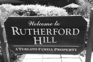 Rutherford Hill - Sign