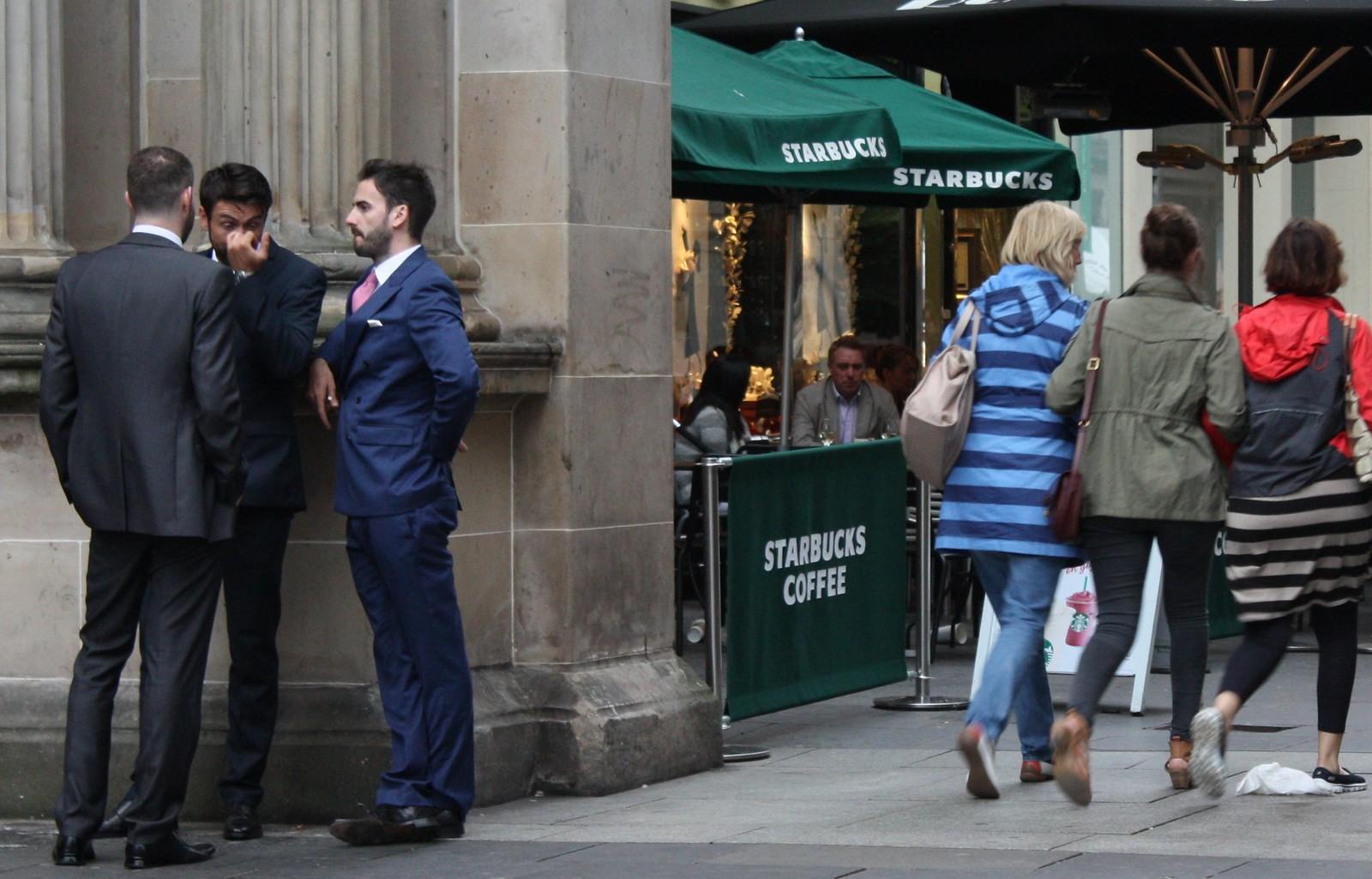 Glasgow Suits
